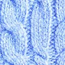 Pure Nature knitted-01-sky  » Увеличить ->