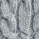 Pure Nature knitted-14-grey  » Увеличить ->