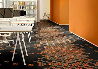 AxPro Carpets Axminster Earth