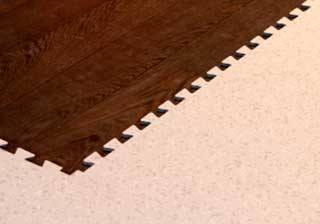 Модульная ПВХ-плитка